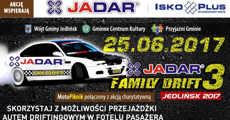Zapraszamy na Jadar Family Drift!